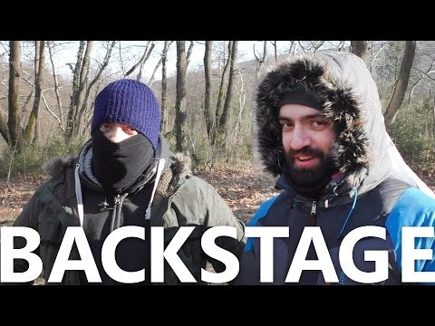 Πώς γυρίσαμε την ταινία (Lurking Near Backstage) | Unboxholics