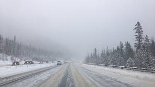 Colorado Winter Storm I-70
