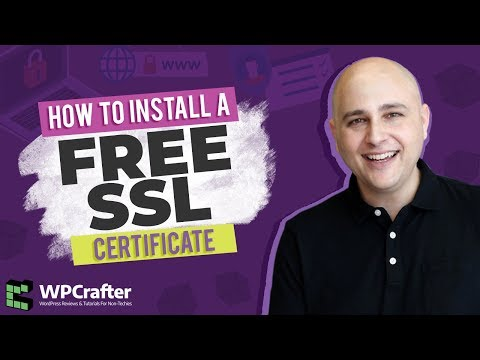 How To Install A Free SSL Security Certificate On Your WordPress Website