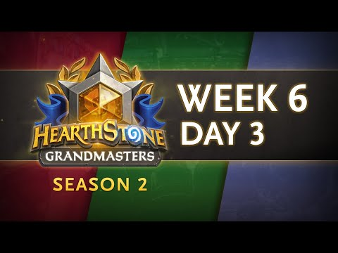 Hearthstone Grandmasters 2020 Season 2 | Week 6 Day 3 thumbnail