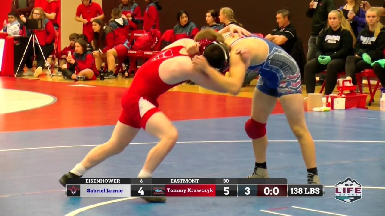 Eastmont vs Eisenhower Wrestling 2020-01-23