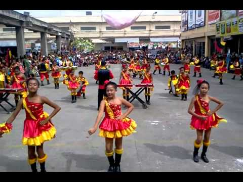 Ayala Central School Sped Center drum and lyre
