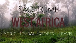 Agricultural Exports in Africa | Trip To Sao Tome | History & Culture | Agriculture Exports Africa