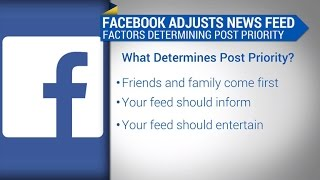 How Facebook is changing your News Feed
