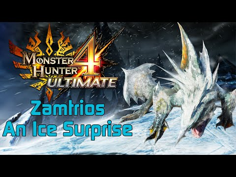 Mh4u Monster Hunter Ultimate