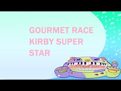 Gourmet Race Cat Piano Cover