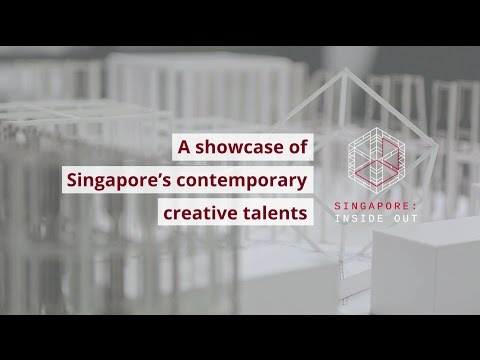 Singapore: Inside Out | A Travelling Creative Showcase