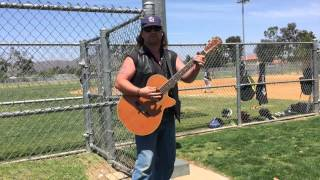 Centerfield, John Fogerty - Cover, Cory Wilkins