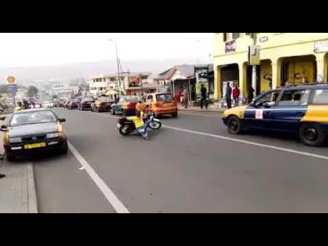Motorbike champion