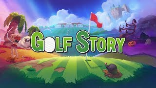 Golf Story Review for the Nintendo Switch