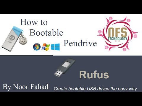 how to use rufus to make bootable windows 8 installer