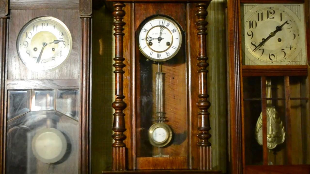 f899cd69d Немецкие часы Junghans ,трофейные. Второе полугодие 1913 года - YouTube