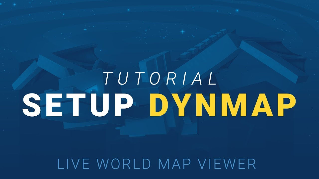 How to Set Up Dynmap - Knowledgebase - Shockbyte