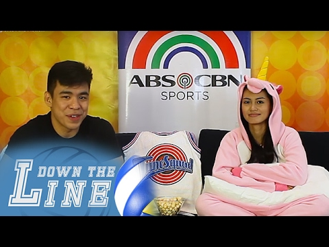 Down The Line with Denden Lazaro and Anton Roxas | Starting 6 | EP06