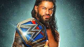 ROMAN REIGNS NEW THEME SONG TRIBAL CHIEF