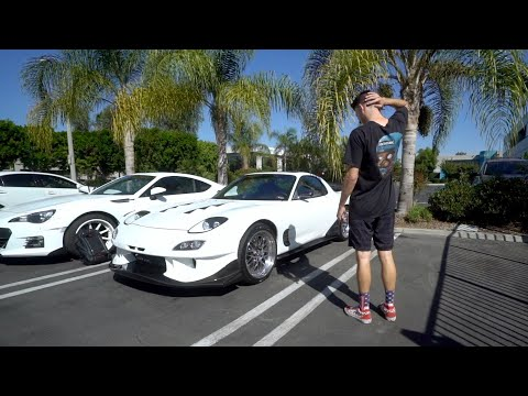 Partings ways with my $1,000,000 Rx-7
