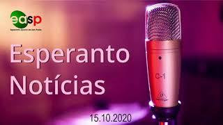 EASP Esperanto Notícias 15.10.2020