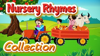 Nursery Songs Collection | Nursery Rhymes For Children | Pre School Learning | Pebbles Rhymes