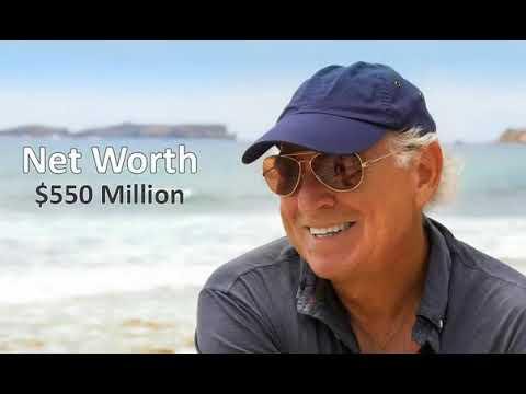 Jimmy Buffett❤ Net Worth, ❤Lifestyle, ❤Family, ❤Biography, ❤House 2018
