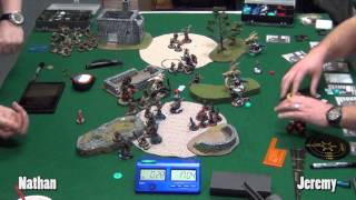 Crippled System Battle Report 14 - Minions vs Legion of Everblight
