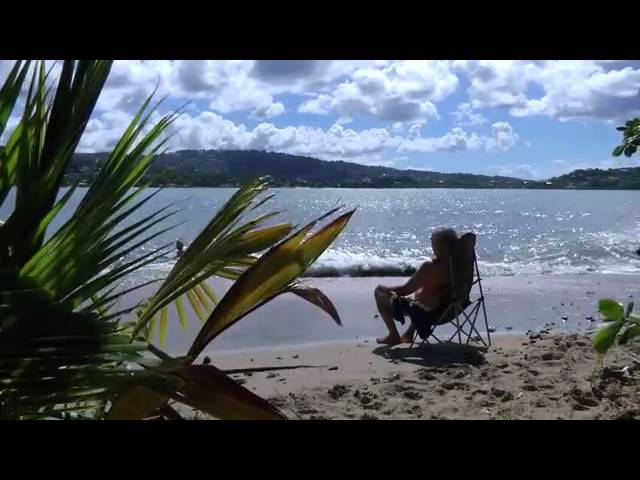 Derek Walcott Documentary | POETRY IS AN ISLAND ( International Trailer) by Ida Does