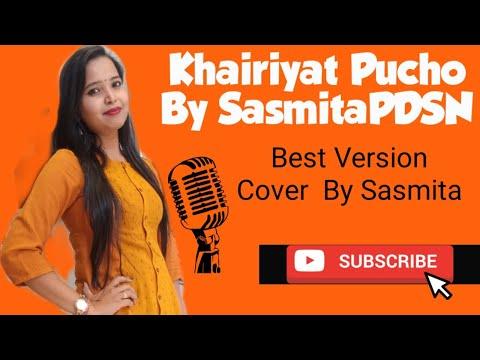 khairiyat---chhichhore-|-arijit-singh-|-female-version-by-sasmitapdsn|-love-song|-cover-song-sasmita