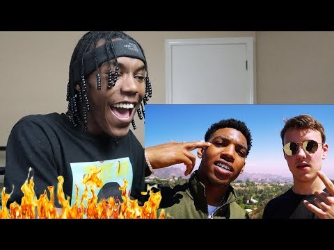 "QUADECA x B.LOU ""Unusual"" (Official Music Video) Reaction"