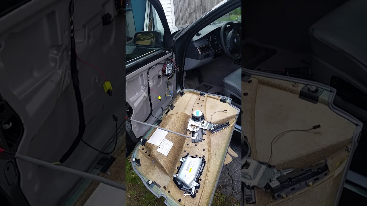 Bmw x5 door wont open from inside or outside | Edition