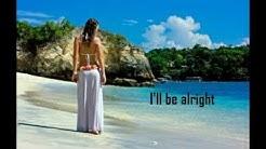 Anggun C Sasmi - I'll be alright (Lyrics)