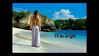 Anggun C Sasmi - I'll be alright (Lyrics)