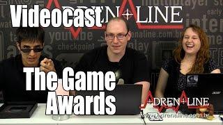VideoCast Adrenaline: The Game Awards 2015 e o fim da Fullgames online