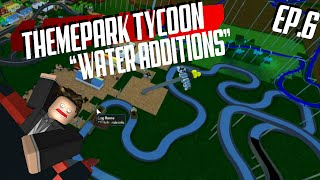"""ROBLOX - Theme Park Tycoon 2 """"Water Additions"""""""