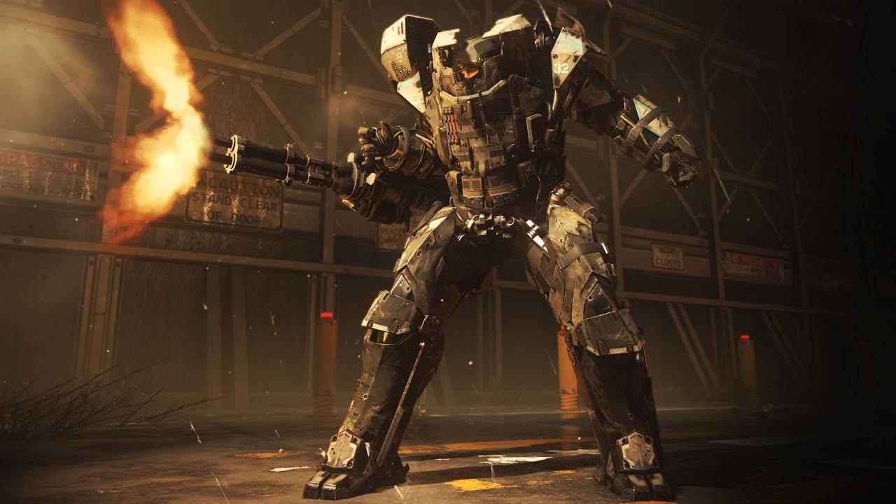 Call of Duty Advanced Warfare 決勝時刻:先進戰爭 Part 14 - 鋼鐵人 - YouTube