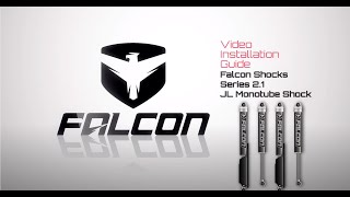 Falcon Shocks: JL Monotube Installation