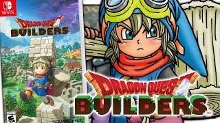 DRAGON QUEST BUILDERS NINTENDO SWITCH PREVIEW FR