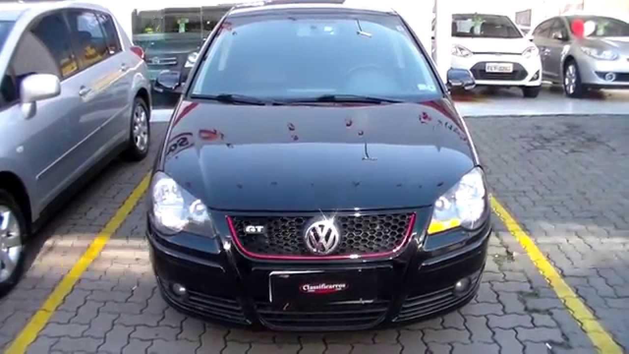 Volkswagen Polo GT 2.0 8v (Flex) - 2010 - YouTube