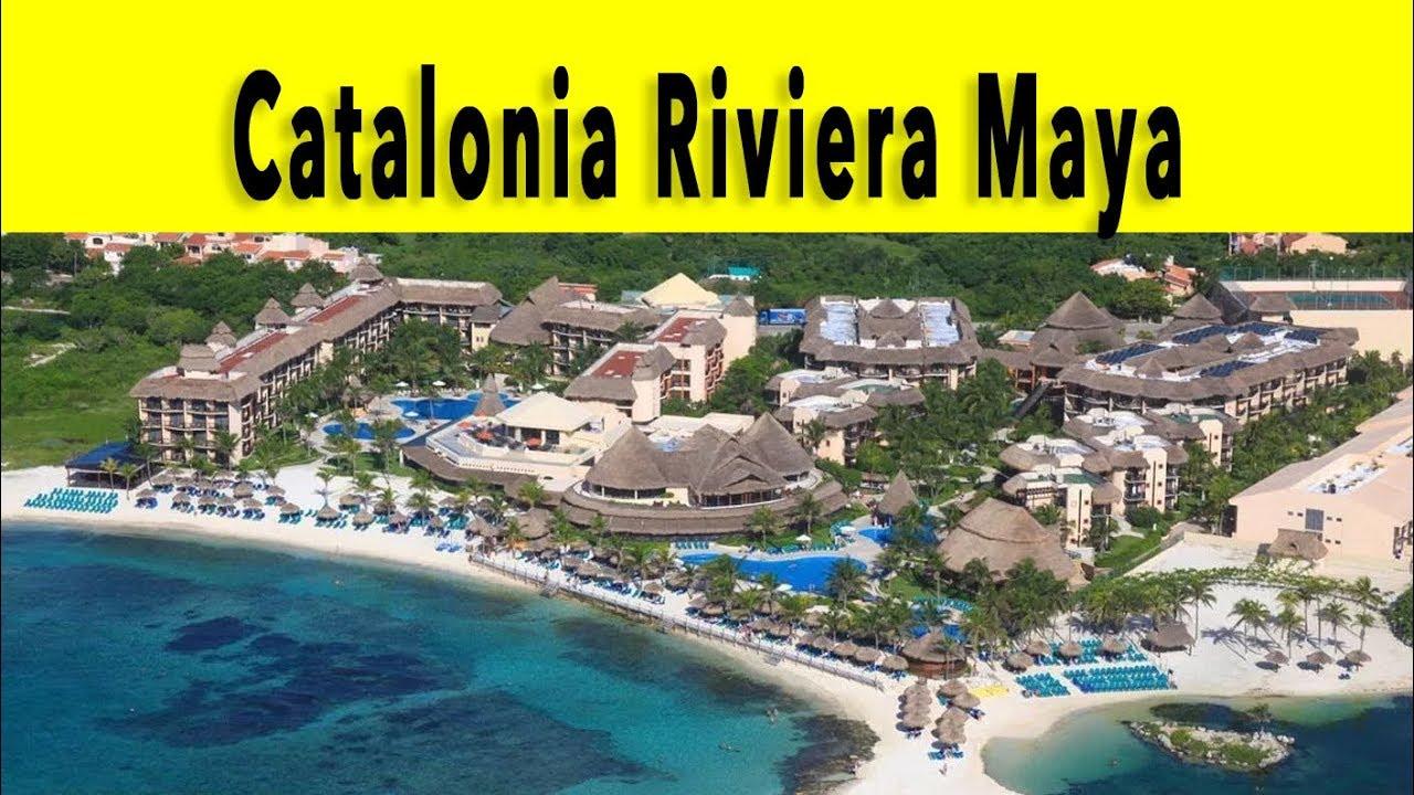 catalonia riviera maya 2018 - youtube