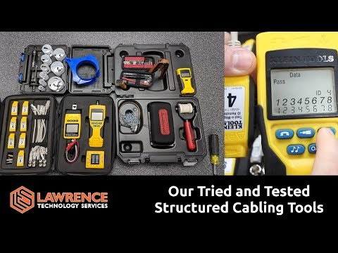 Our Tried And Tested Network Technician Tools: Klein VDV Scout Pro, Southwire, MAGNEPULL & More!