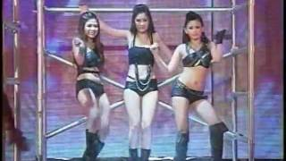 Repeat youtube video EBB Molly, Ann, Saida - Dirty Dancer