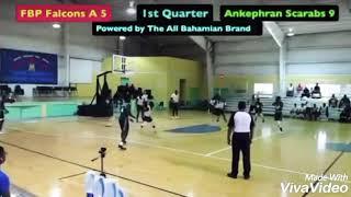 Saheed Sanusi Highlights - 1st Year Of HS Basketball