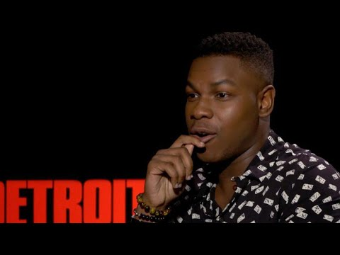 John Boyega Talks 'Detroit' Director Kathryn Bigelow, Says She Brought Out New 'Qualities' In Him