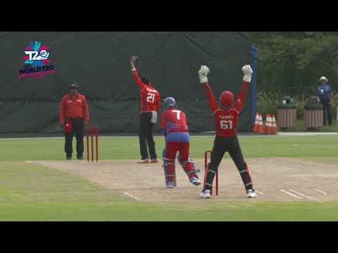 ICC World Twenty20 Americas Qualifier A: Belize v Canada – Highlights