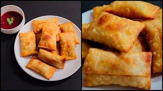 Onion Chesse Pockets Recipe Evening Snacks Recipe Quick Easy Snacks Recipe Shorts