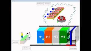Smart Project Omron 2014, Magazzino salvaspazio iper-automatizzato