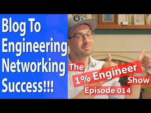 Engineering Job Search - The 1% Engineer Show 014 -  Engineering Blog + Career Success