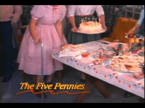 The Five Pennies is listed (or ranked) 14 on the list The Best Movies of 1959