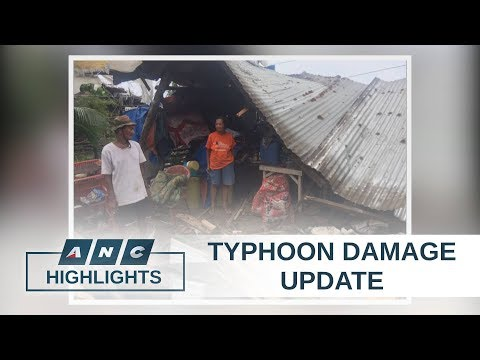 Typhoon Tisoy Damages Homes, Forces Thousands To Evacuate, Disrupts Work And Travel