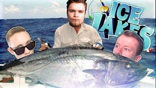 Ice Lakes [#24] | NAJWIĘKSZE RYBY NA ŚWIECIE 2! (With: Paveł, Plaga) /Zagrajmy