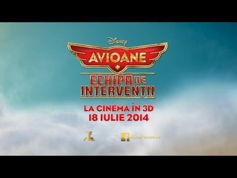 Avioane: Echipa de Intervenții (Planes: Fire & Rescue) - Trailer - 2014