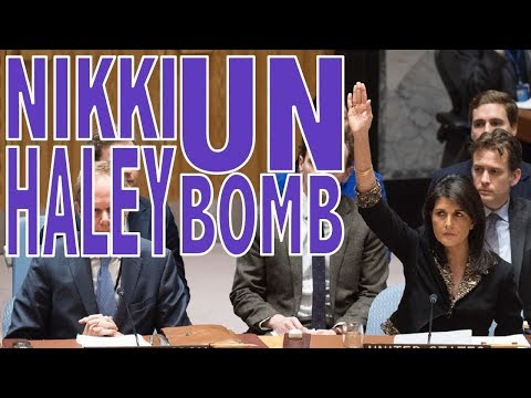 Nikki Haley dropped a Jizya bomb at the UN. Jerusalem was just the start.